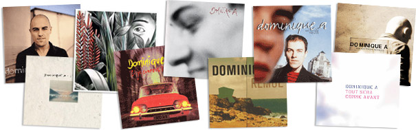 Dominique A - Editions vinyles 2015