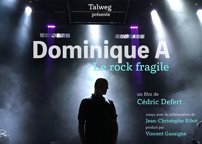 Dominique A - Le rock fragile