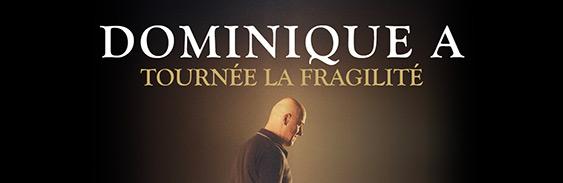 Dominique A - Toute Latitude - Nouvel Album