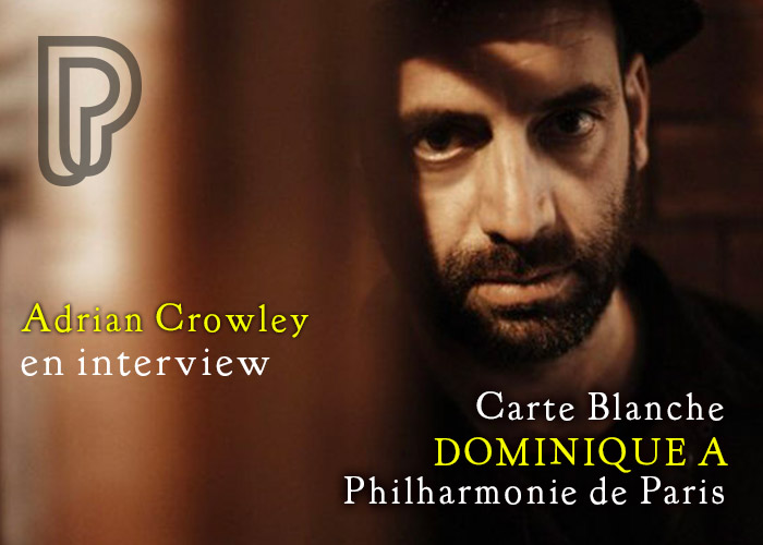 Adrian Crowley en interview