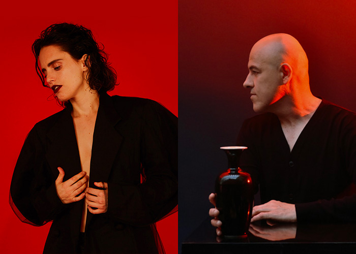 Dominique A et Anna Calvi sur France Inter